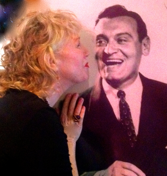 Remembering Frankie Laine at a concert for his 99th b'day.