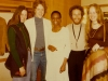 Gurly Niewood, my brother Roy, Esther Satterfield, Gerry Niewood  in Buffalo in mid 70's