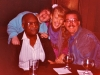 In LA in early 90's with Andy Simpkins, Marla Kleman & Chris Conner.